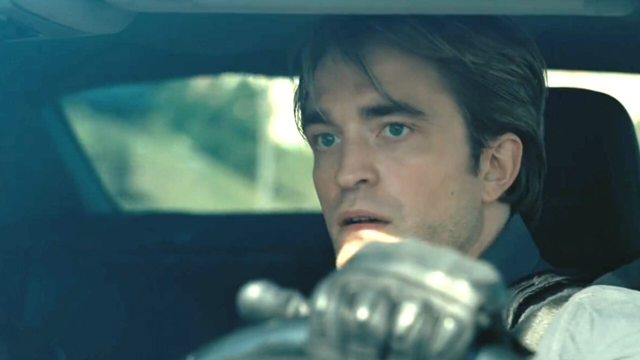 Robert Pattinson stars in Christopher Nolan's mysterious new film.