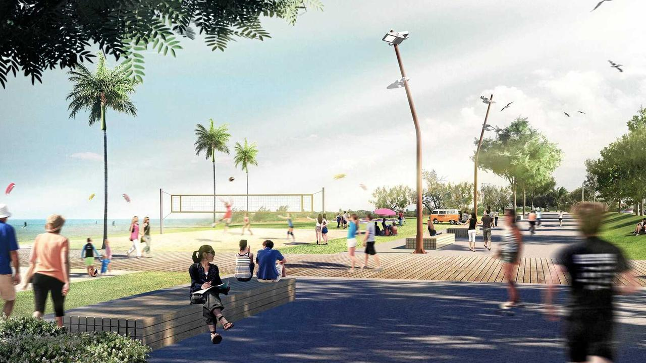 Vision for the Mackay Waterfront Priority Development Area