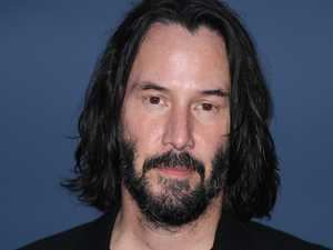 Keanu auctioning off private Zoom date