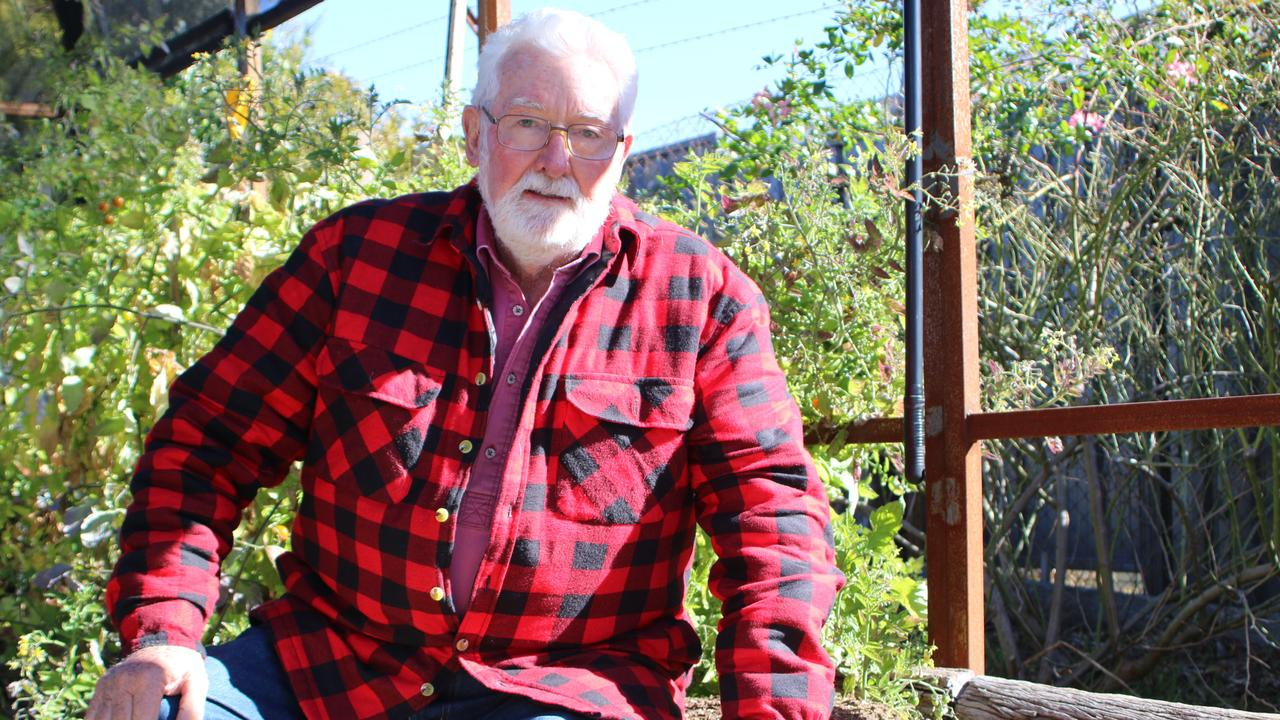 ENCOURAGING CONVERSATION: Warwick Men's Shed secretary Ian Stevens said loneliness is a foremost health concern for men in the region.