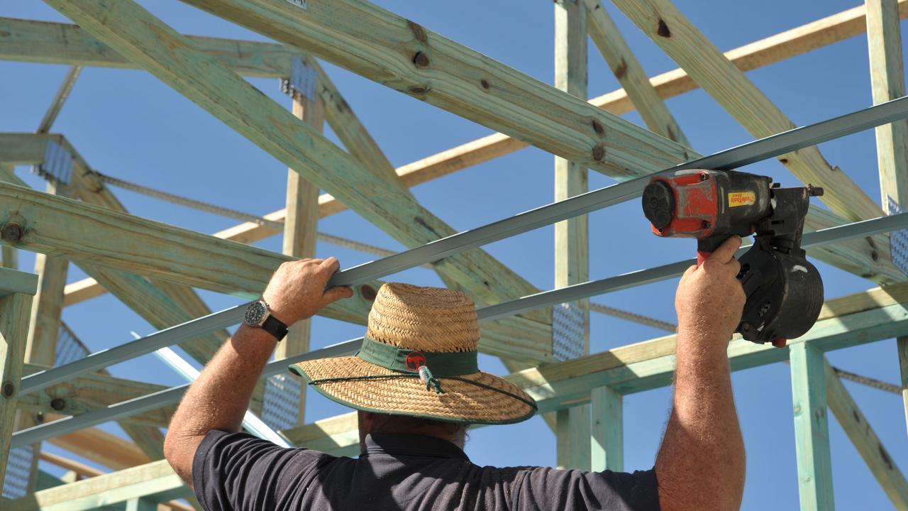 Building construction. generic. Photo: Brett Wortman