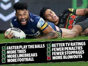 Buzz: Proof fans have fallen back in love with NRL