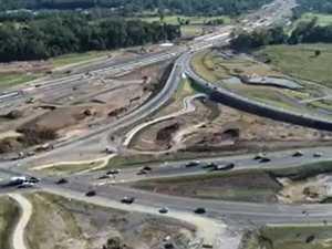Video reveals major changes in $812m road upgrade