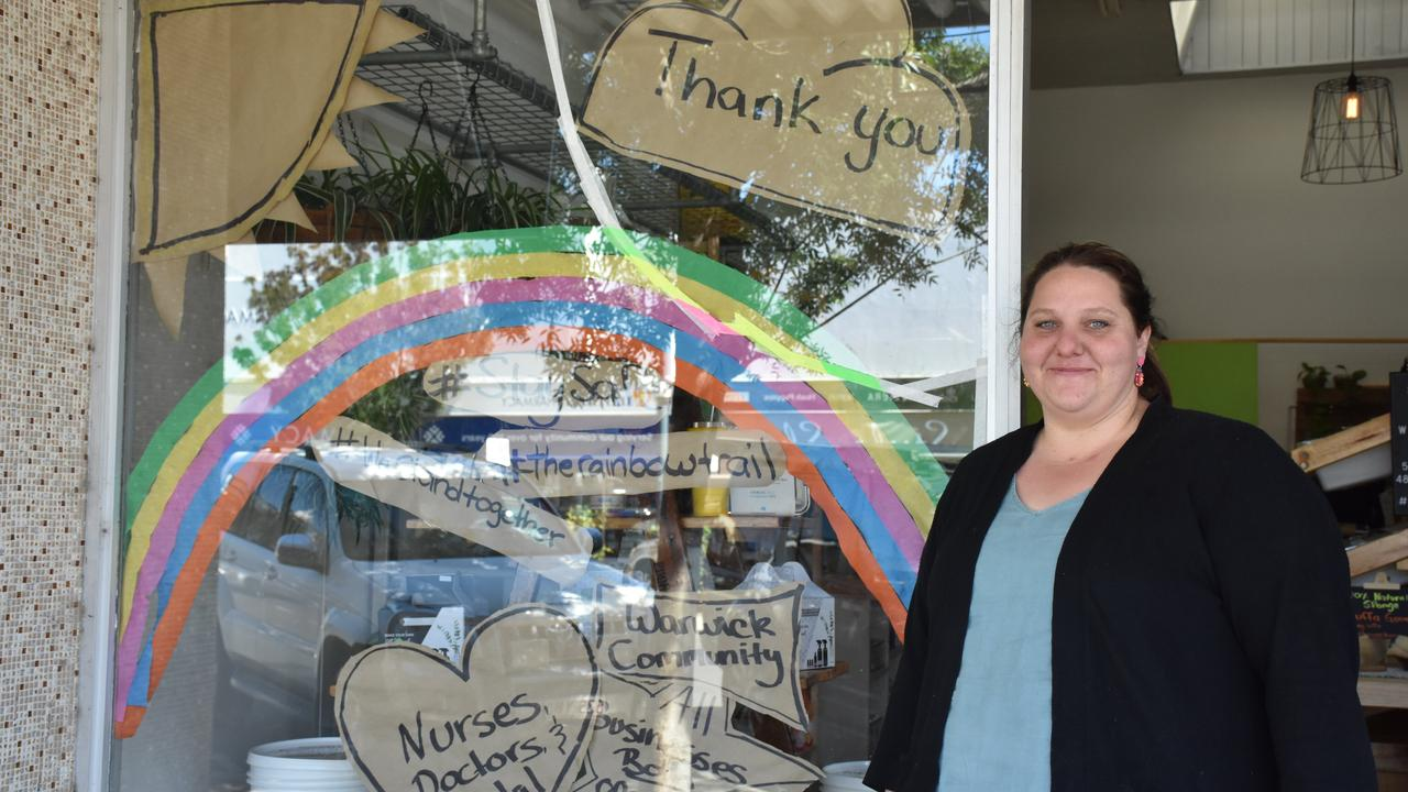 BRANCHING OUT: The Scoop Health Foods owner Lisa Hansford is excited for her latest venture with Granite Belt farm 100 Acre Wood. Picture: Emily Clooney