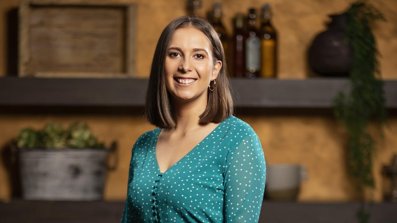 MasterChef Australia contestant Laura Sharrad. Picture: MasterChef/Network 10