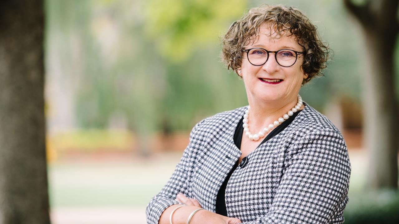GREAT: OPPORTUNITY: USQ Toowoomba Deputy Vice-Chancellor Karen Nelson is pleased with the response to the university's mini courses.