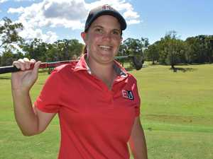 Gympie golf pro readies for triumphant return to the region