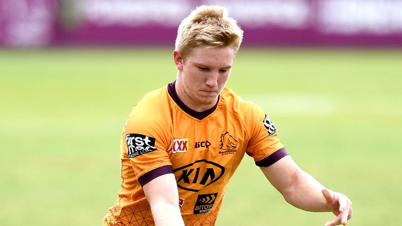 Dearden is yet to play an NRL game this season. Photo by Bradley Kanaris/Getty Images.