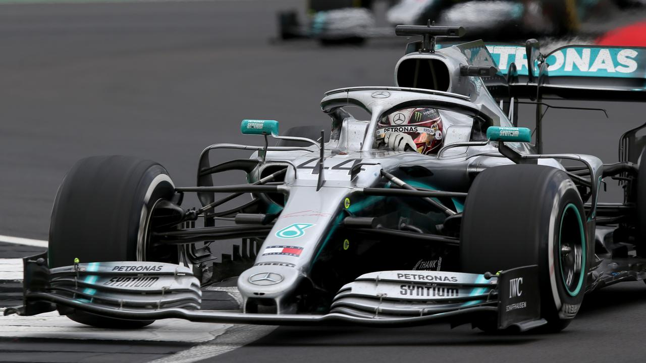 Mercedes' eTurbo tech helped Lewis Hamilton win five world titles.
