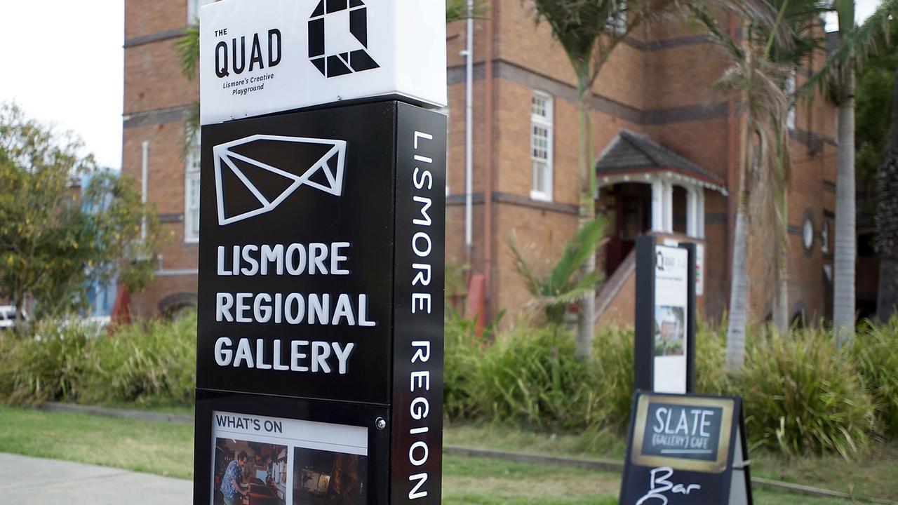 The Quad, Lismore