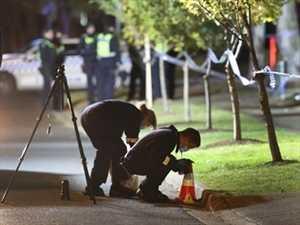Nine in custody after Melbourne stabbing