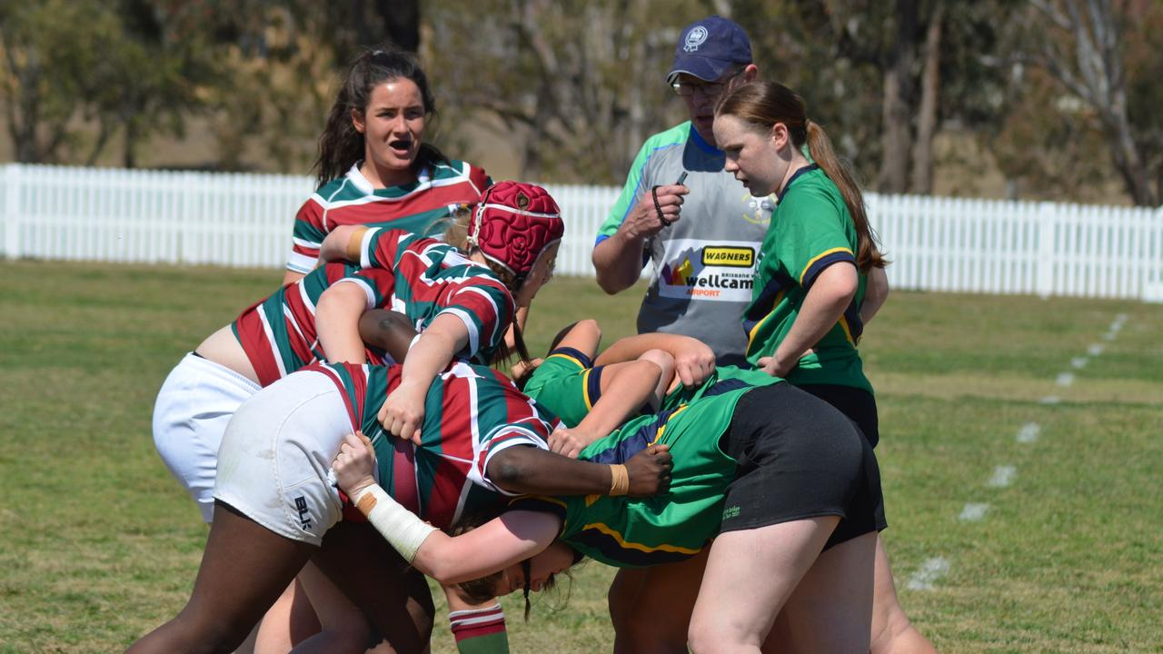 GAME ON: Warwick Rugby Union will welcome the return of teenage players to the field this week, after a three month hiatus.