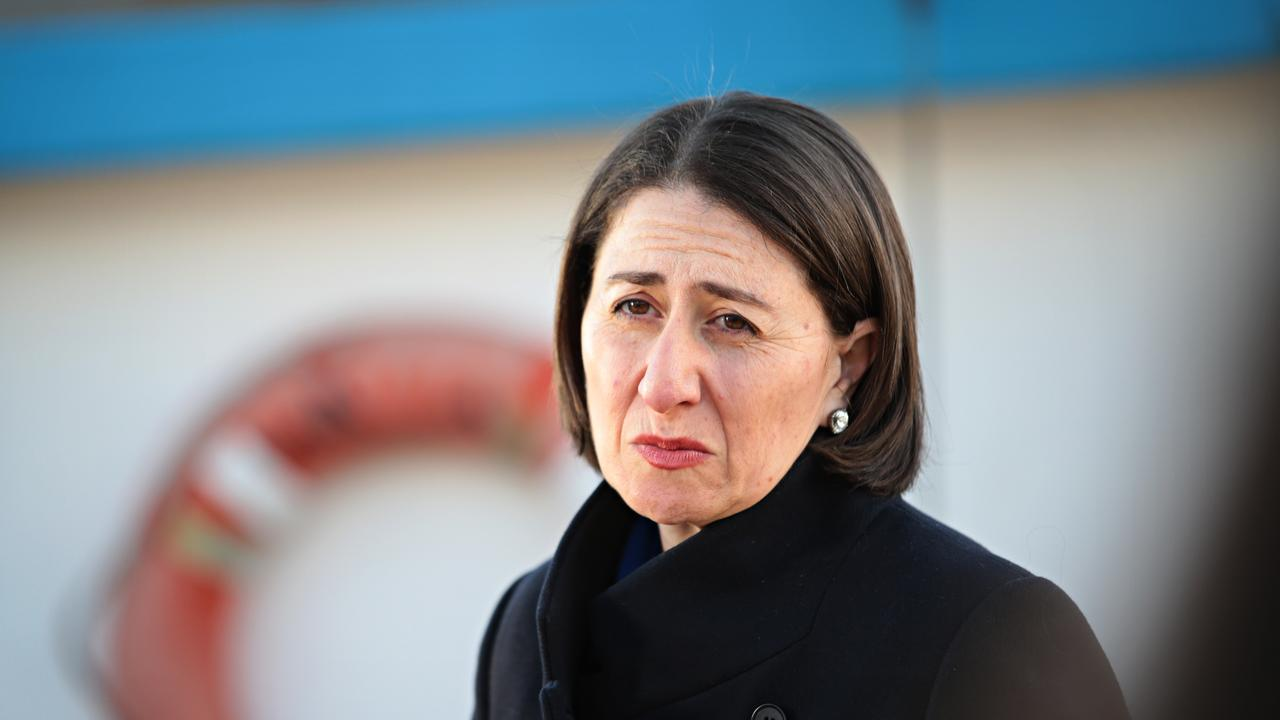 Premier Gladys Berejiklian wants Labor to discipline those involved. Picture: Adam Yip