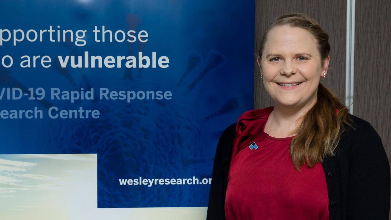 Wesley Medical Research lead researcher Dr Bridget Abell will head an investigation into mental health service gaps in the Bowen Basin.