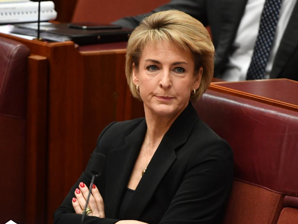 Employment Minister Michaelia Cash said while the government expected the unemployment rate to grow in coming months. Picture: AAP