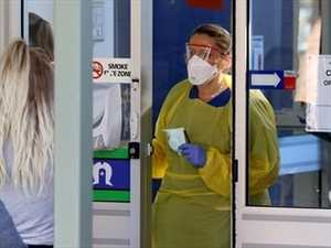 Hunt gives OK to UK virus treatment