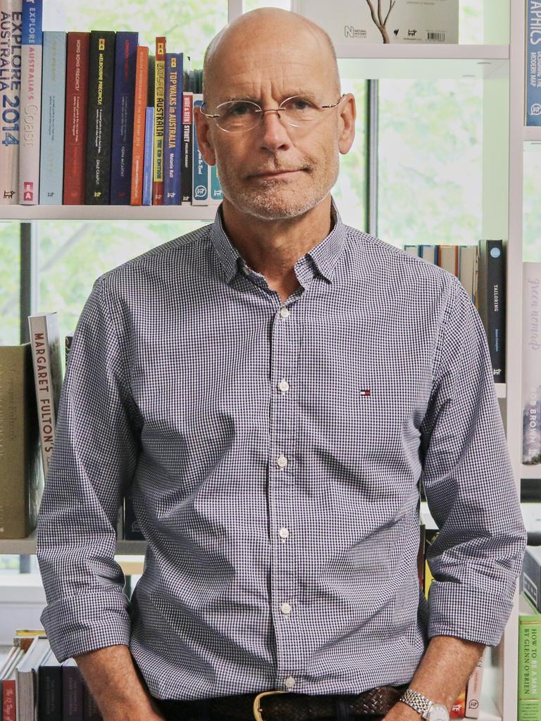 Author Clive Hamilton