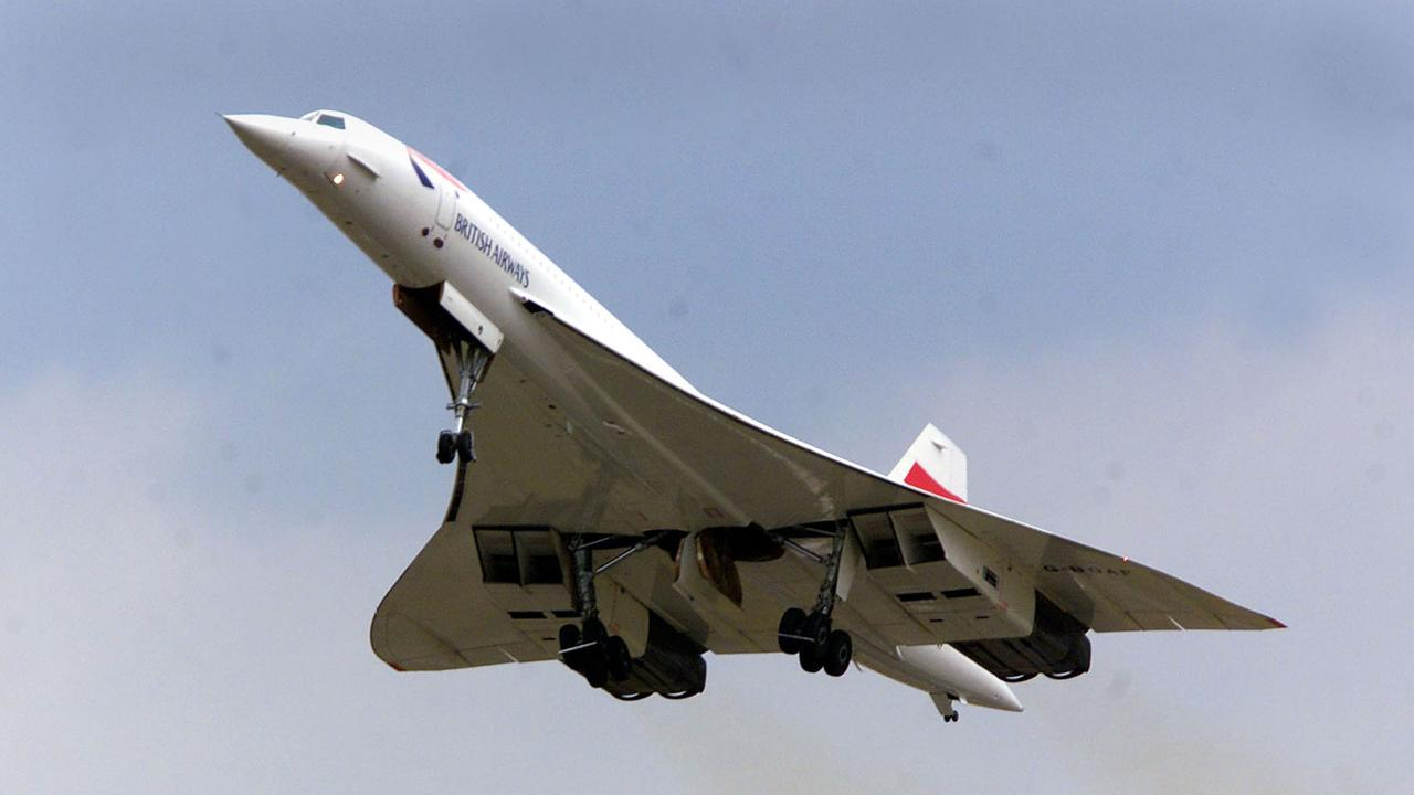 Musk's plan would provide the fastest commercial flight option since the end of the Concorde. Picture: Getty
