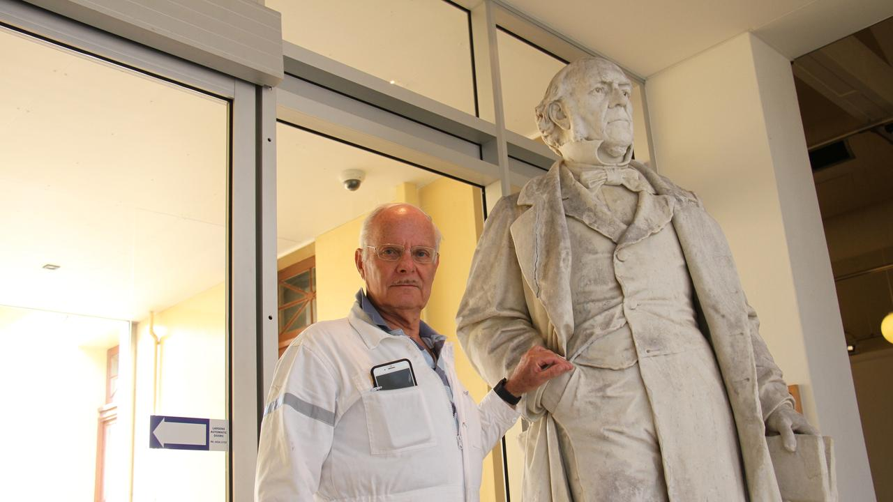 Gladstone resident John Bell says a discussion should be had about the naming of the city after William Gladstone, whose family was entrenched in slavery in England.