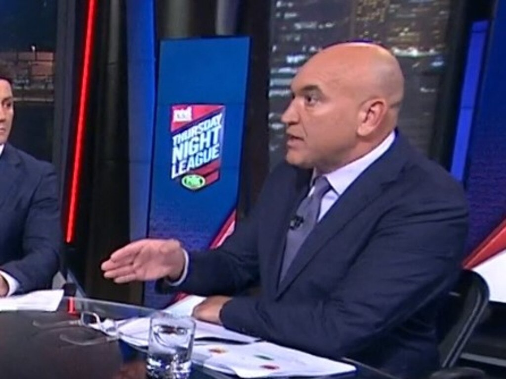 Gorden Tallis called for leadership at the Broncos during the Matty Johns Show as well.