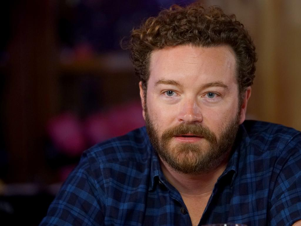 Danny Masterson has been charged with raping three women between 2001 and 2003.