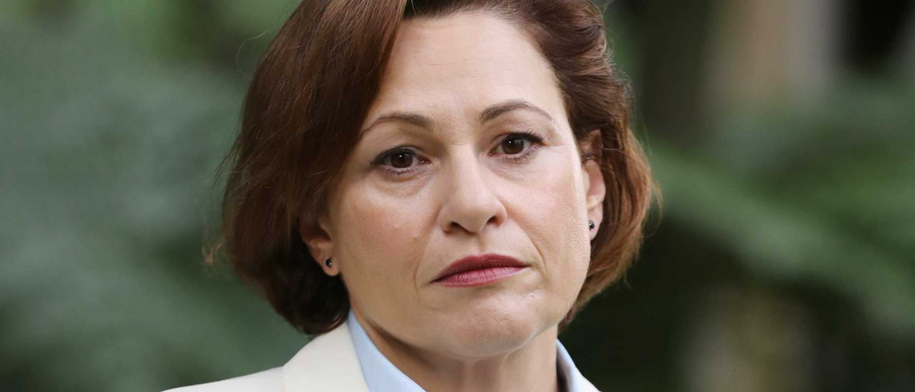 Jackie Trad has moved to clear up what she calls misconceptions around the Cross River Rail house purchase scandal and 'the mess' it caused.