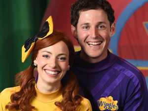 Wiggles exes' unusual living situation