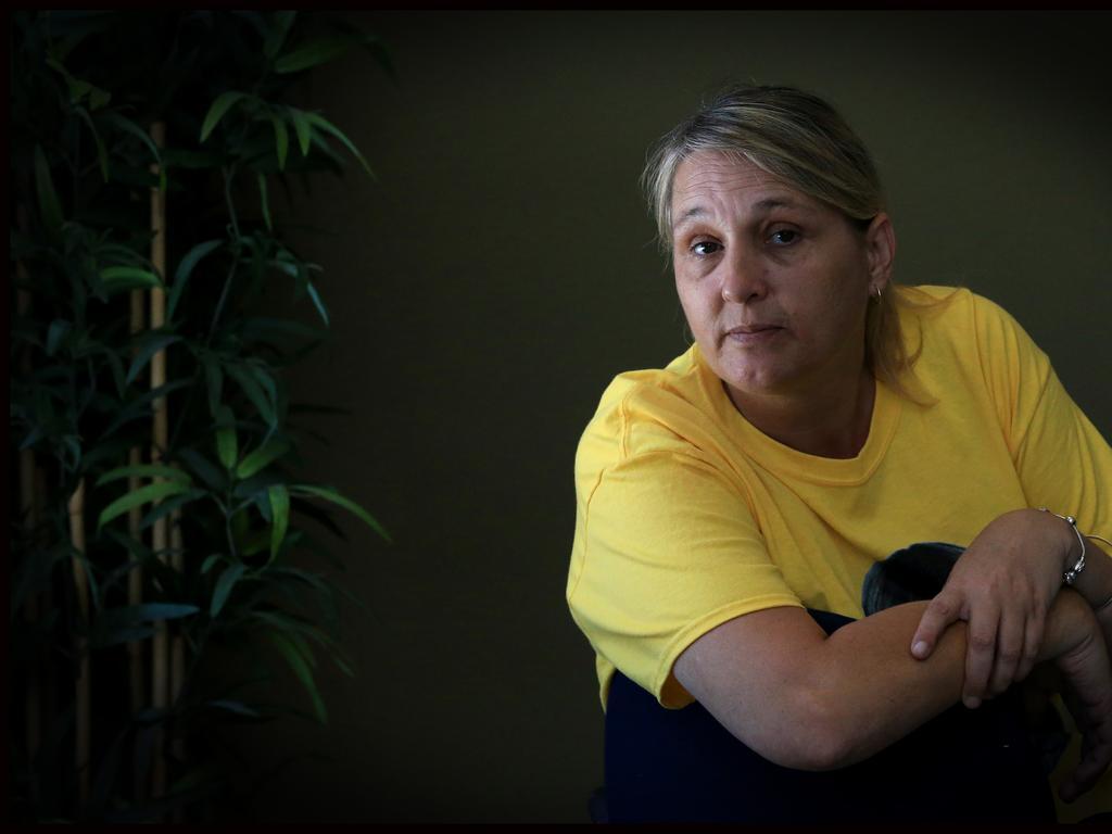 Annette Mason's sister Linda Mason. Pic Jamie Hanson
