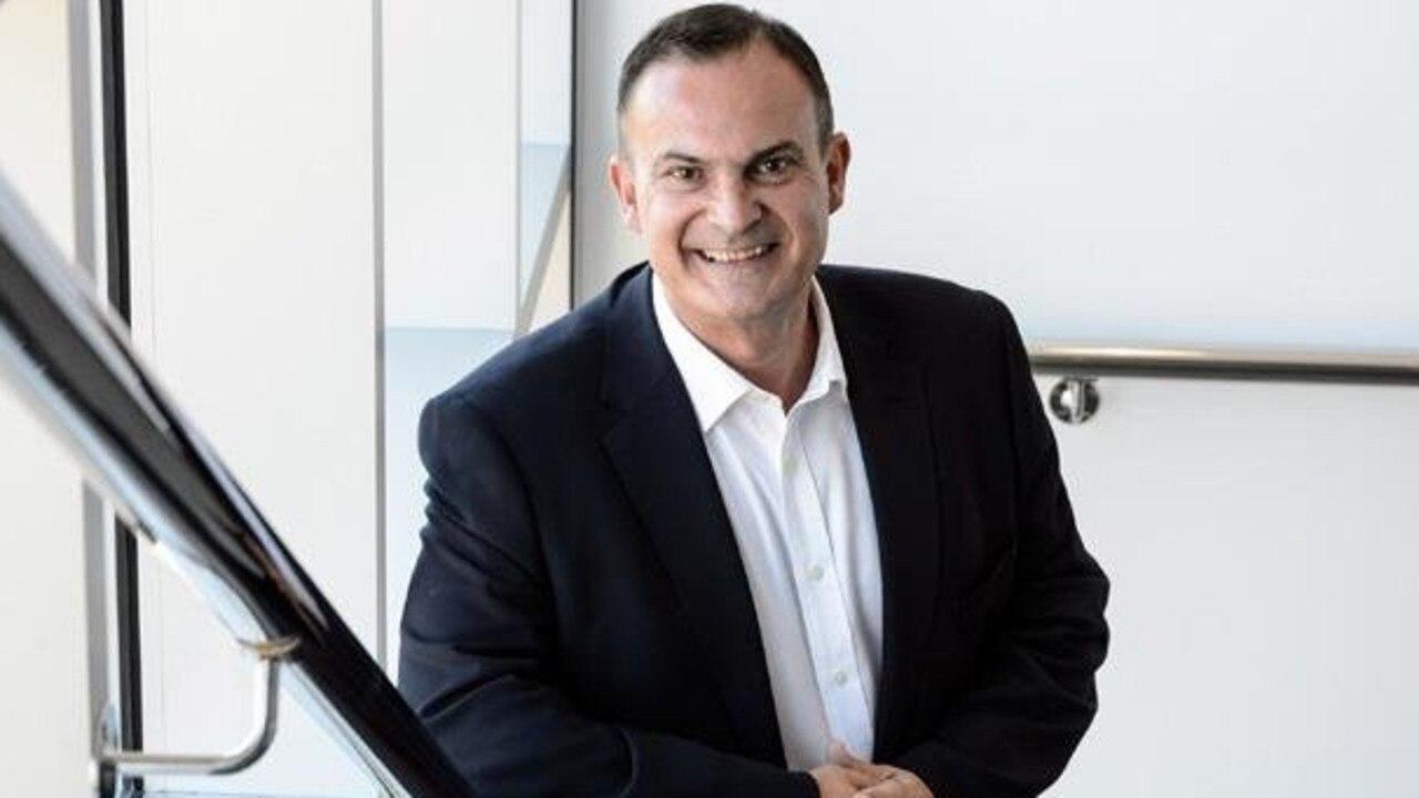 Former Wide Bay Hospital and Health Service Chief Executive Adrian Pennington.