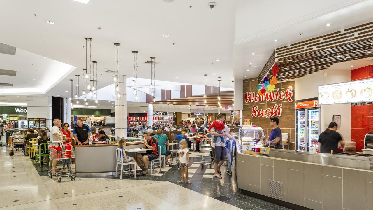 GRAND REOPENING: Rose City Shoppingworld's food court will back in business from today. Picture: contributed