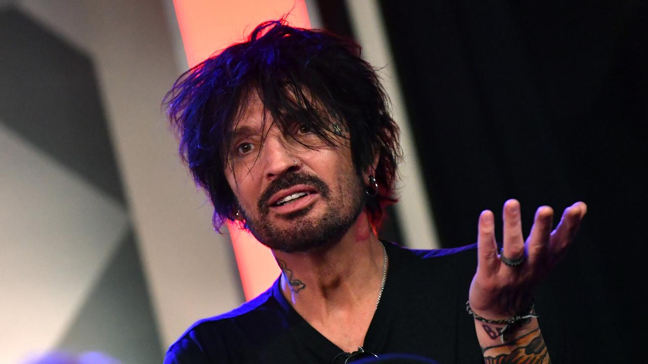 Tommy Lee hung up on some Triple M Sydney hosts. Picture: Emma McIntyre/Getty Images for SiriusXM