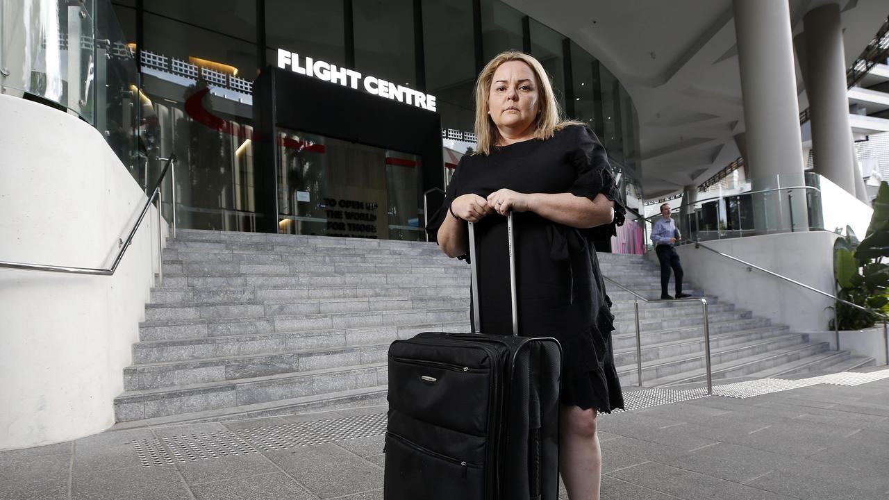 Three months after cancelling a family trip due to COVID-19, a woman is still waiting for Flight Centre to refund her $60,000.
