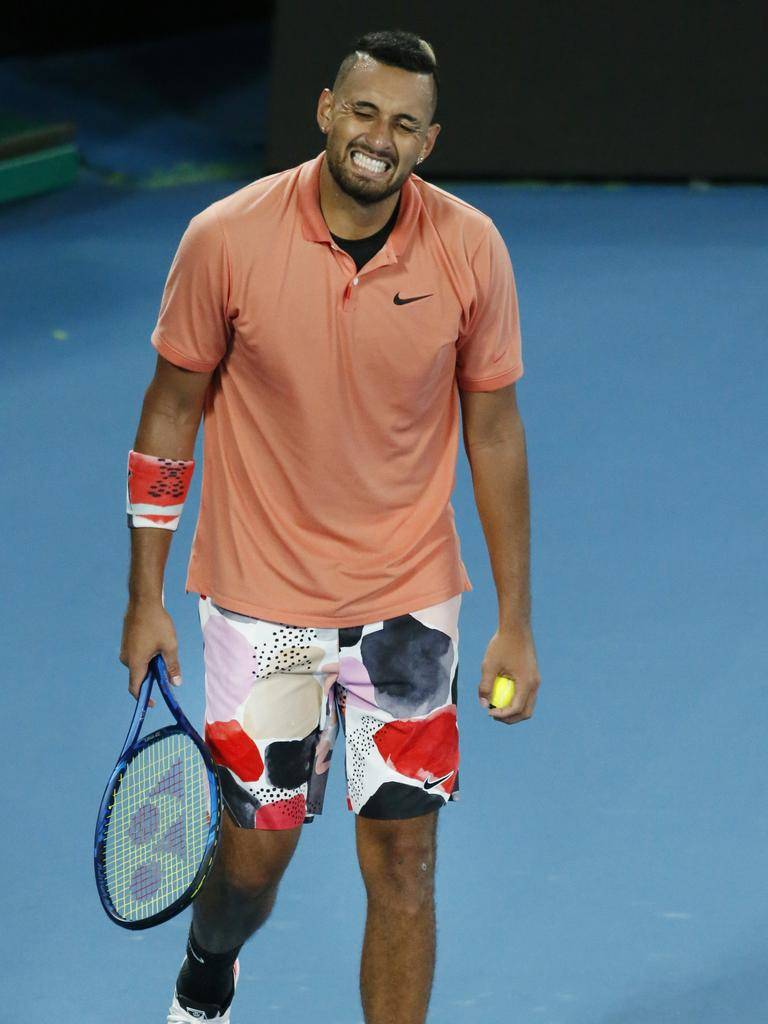 Kyrgios can't believe his sport is going to New York, a coronavirus hotspot.