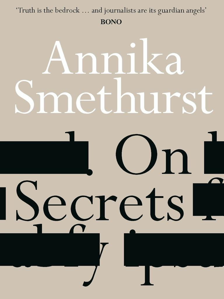 On Secrets by Annika Smethurst.