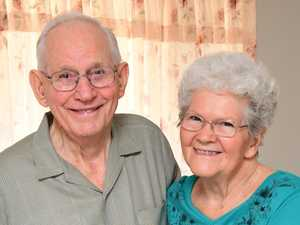 Plenty of love in 70-year marriage