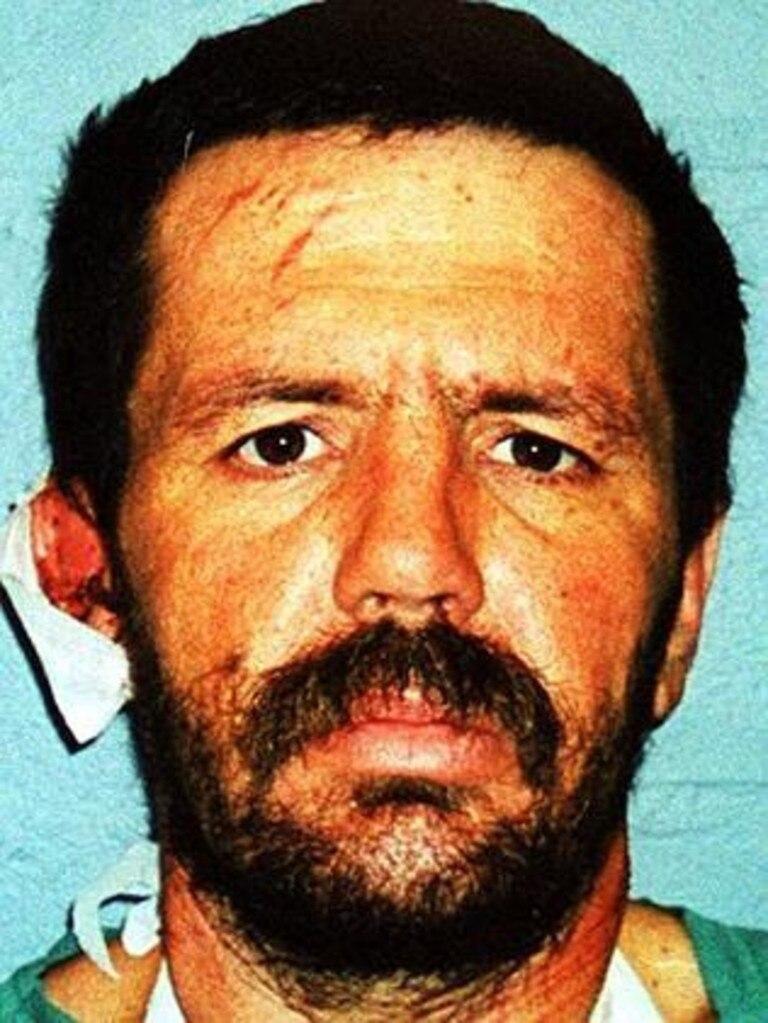 Childers Backpacker Fire murderer Robert Long.
