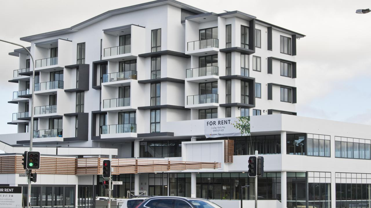 Exterior shots of Inspire South Central. Friday, 19th Jun, 2020.