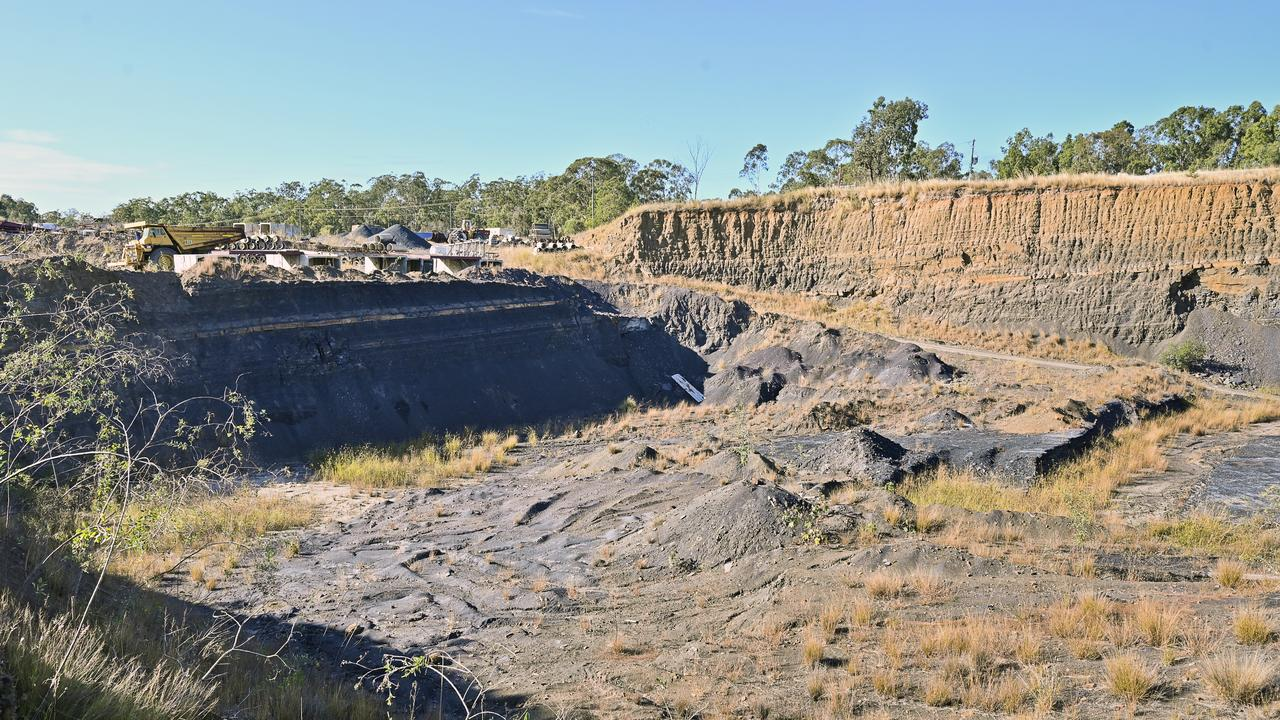 Efforts to restart mining has hit a brick wall. Picture: Cordell Richardson