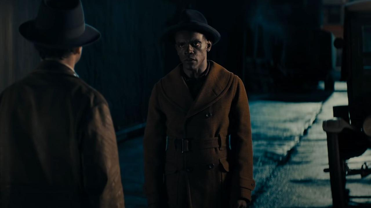 Chris Chalk plays a very different Paul Drake