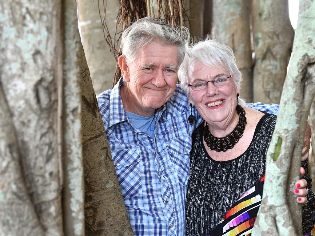 50th wedding anniversary for Ann and Dave Morris of Maryborough. Photo: Alistair Brightman