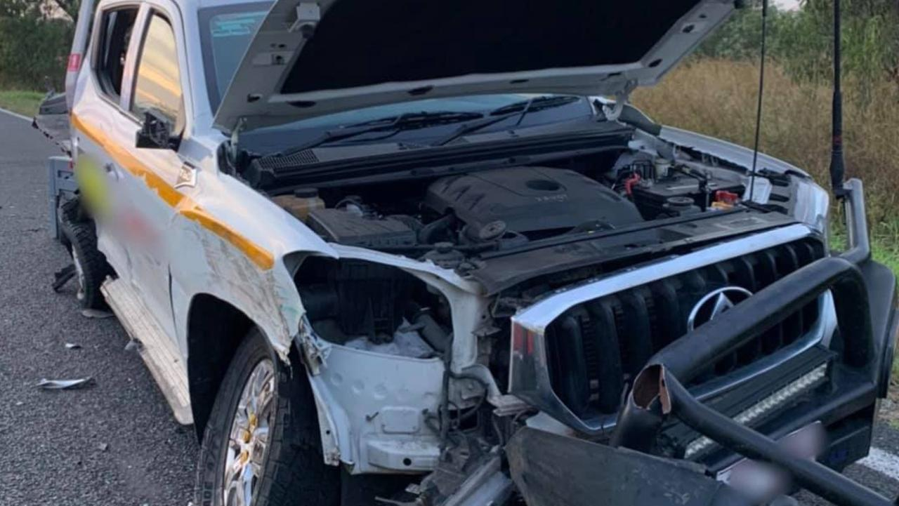 Coppabella, Isaac June 18, 2020: A man suffered critical injuries after a crash on the Peak Downs Highway between Nebo and Coppabella. A second man travelling with him avoided serious injury.