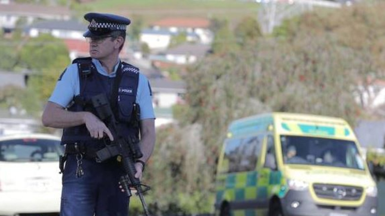 An officer has died after two police were shot in West Auckland. Photo / Michael Craig-NZHerald