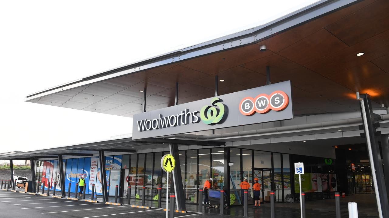 The new Woolworths is set to open at Epiq Marketplace, Lennox Head.