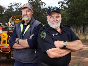 'Cheap labour': Rural fireys expose bitter rift