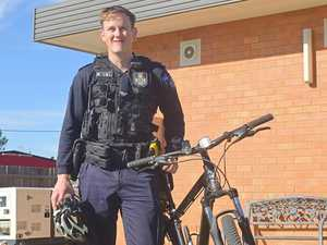 Chinchilla police increase their  presence in the community
