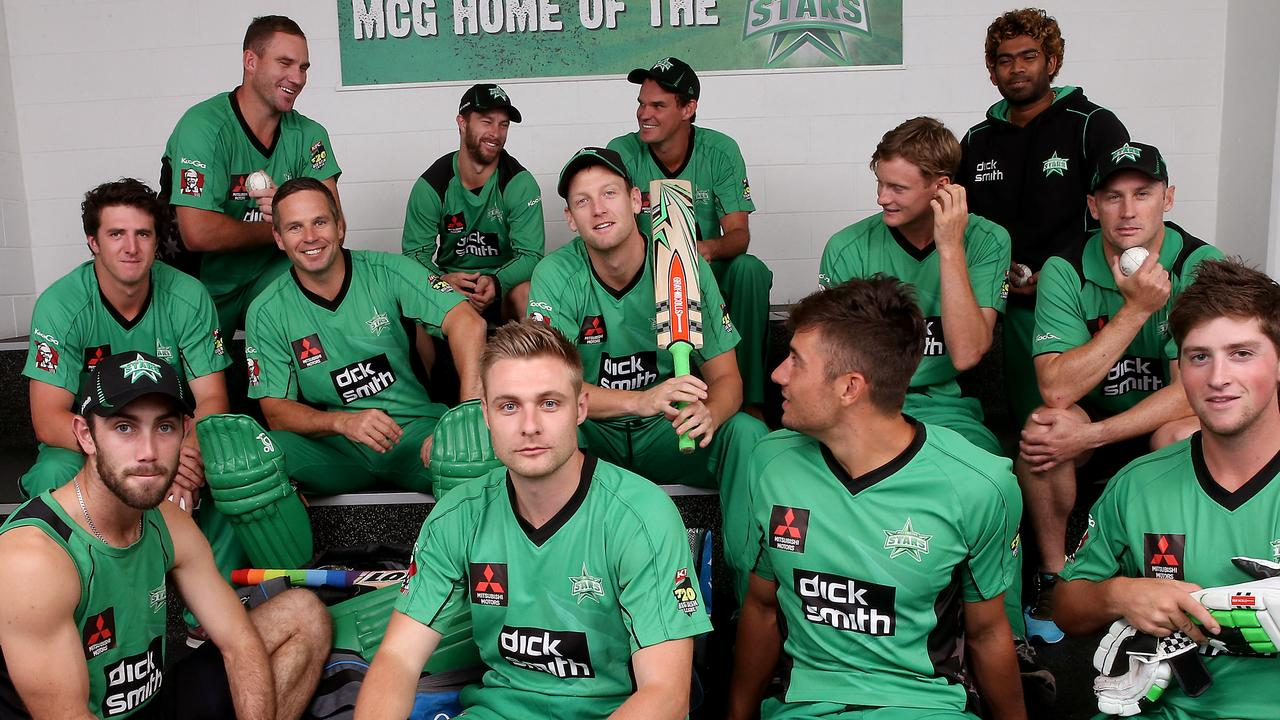 Alex Keath was part of a star-studded Melbourne Stars squad in the BBL.