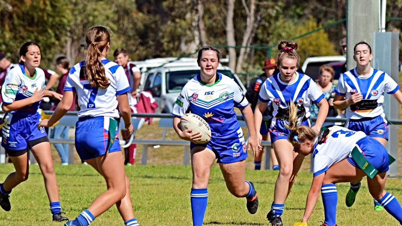 GAME NOT OVER: Warwick and District teenage girls will have the opportunity to field a team in the Toowoomba Junior Rugby League competition.