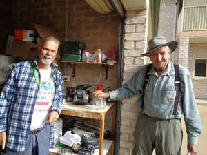 Men's shed helps combat men's health issues