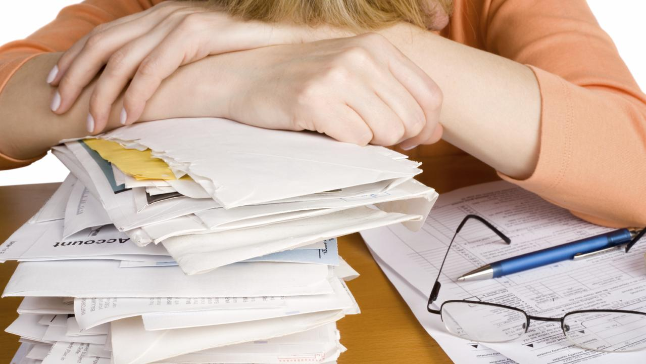 Tax time can be an incredibly stressful time of year when people try and sort out their financial affairs.