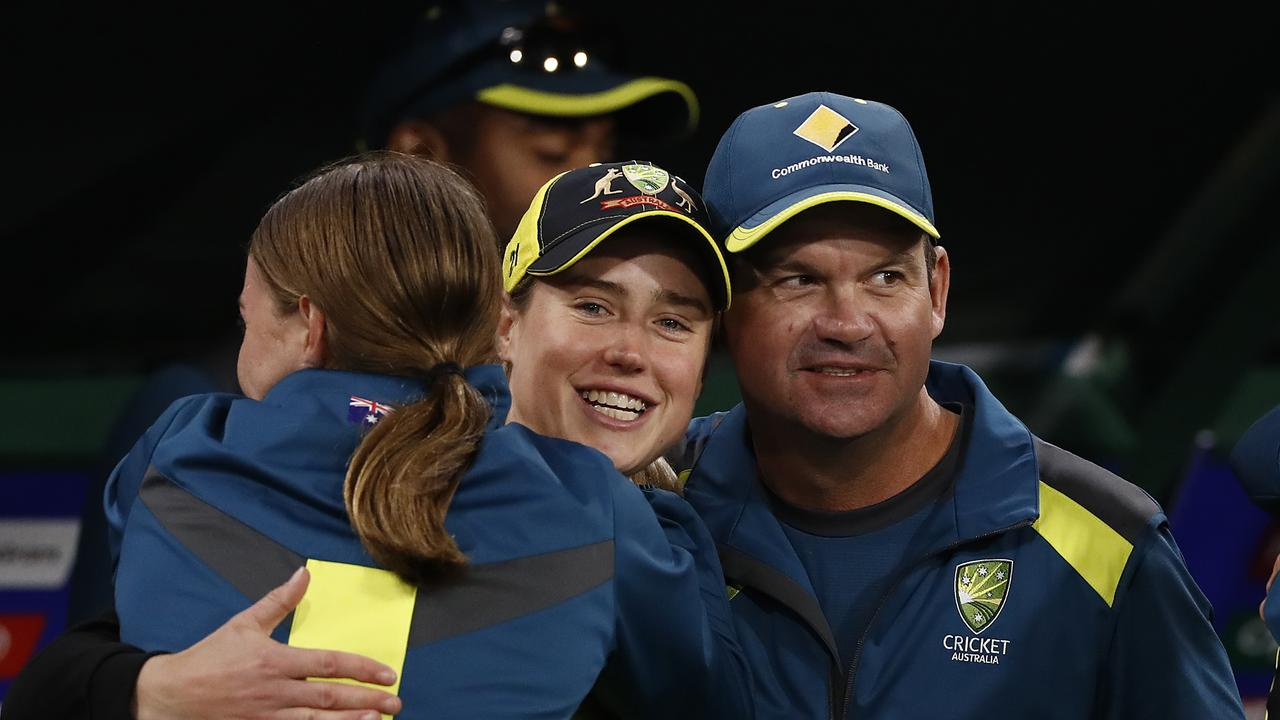 While Cricket Australia's cutbacks cost the men's team some key support staff, the women have fared much better.